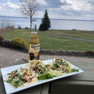 Tacos by the Lake